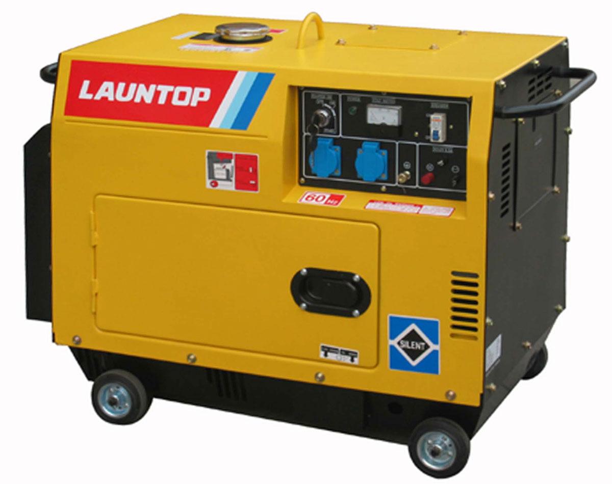 общая схема котла дизель генератора