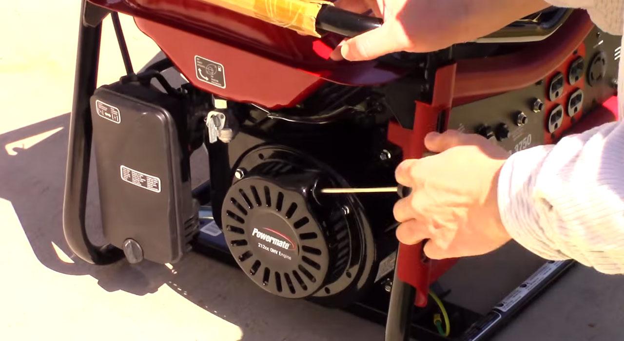 Бытовой стабилизатор для газового котла