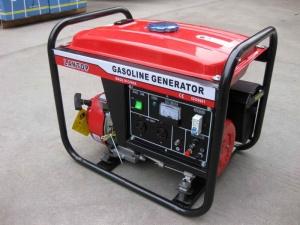 3-х фазный электро-бензогенератор