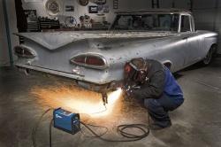 Апарат для різання металу