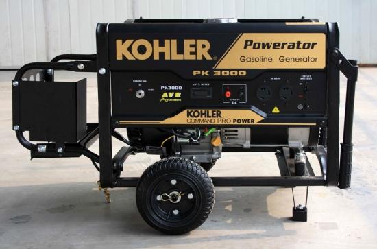 многотопливный генератор