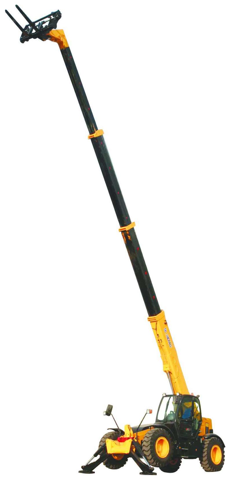 телескопический погрузчик XCMG xt680 170