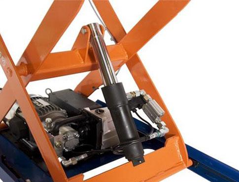 гидравлический цилиндр стола подъемного TS 2000B