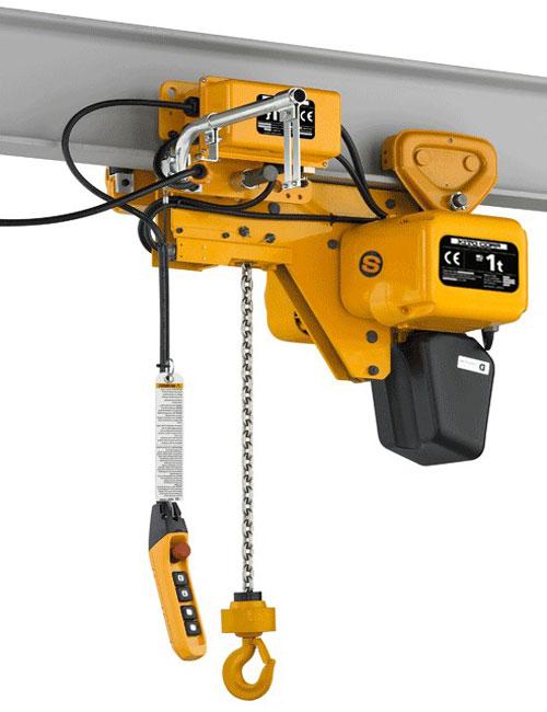 электроталь kito для настенного консольного крана с подвесным пультом управления