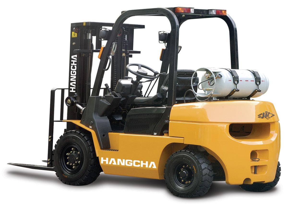 колёсный погрузчик Hangcha R25
