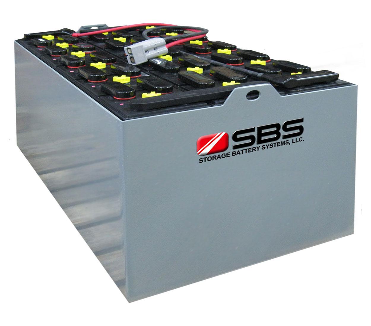 тяговый аккумулятор SBS для погрузчика