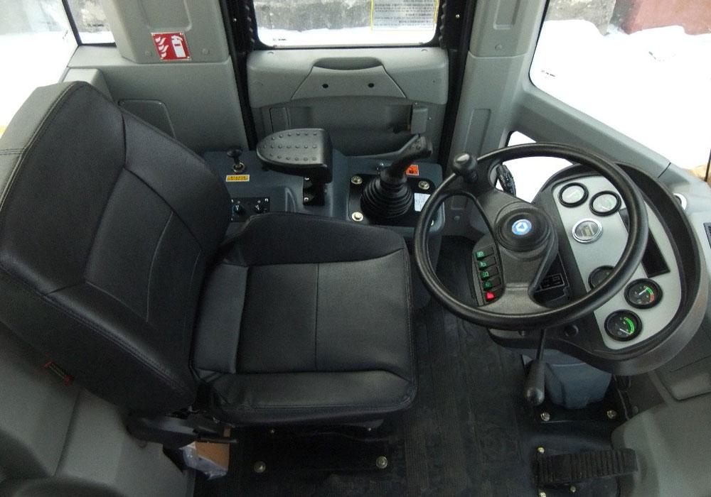 кабина водителя погрузчика XCMG ZL30g