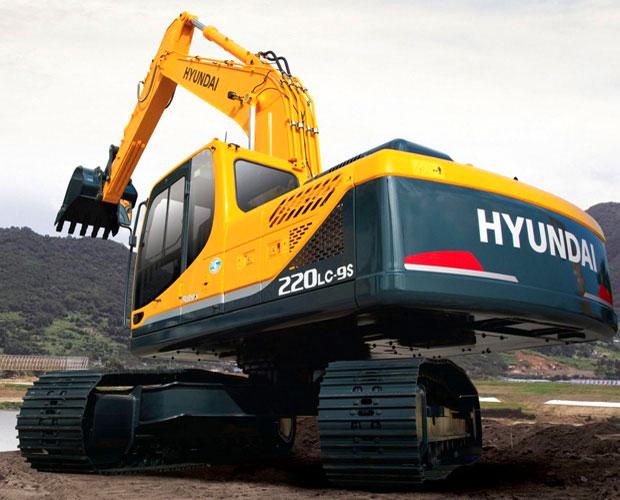 Hyundai R220LC 9S
