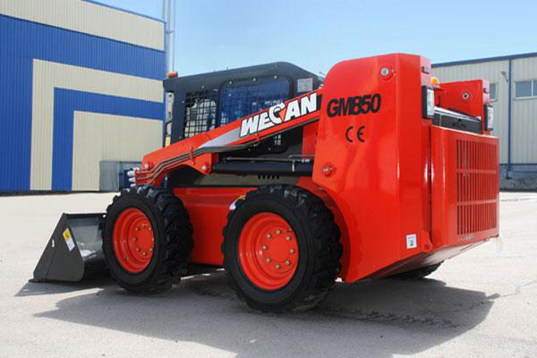 мини погрузчик Wecan 850