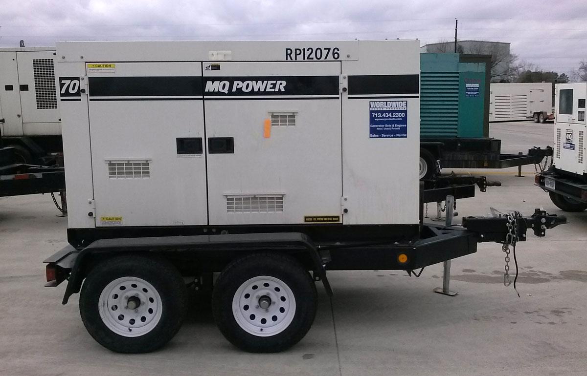 дизельный генератор промышленного назначения