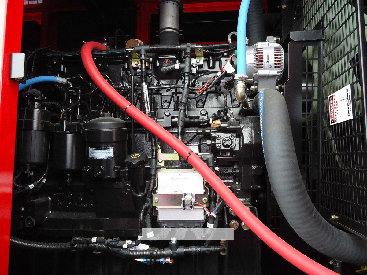 двигатель генератора