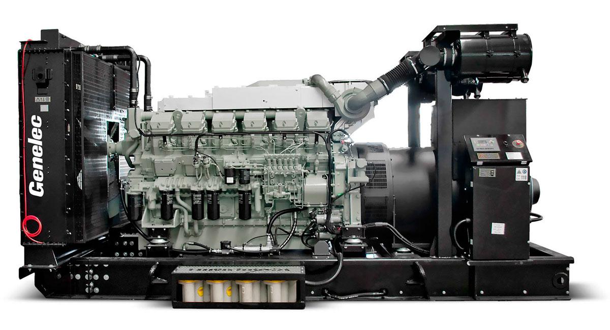 дизельный двигатель для контейнерного генератора