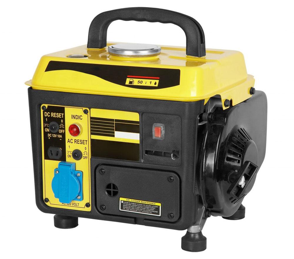 компактный дизель-генератор для дачи