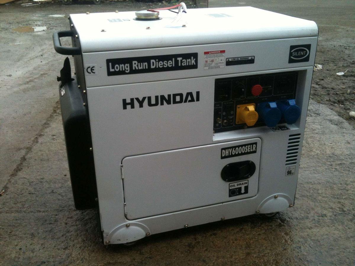малошумный генератор в кожухе