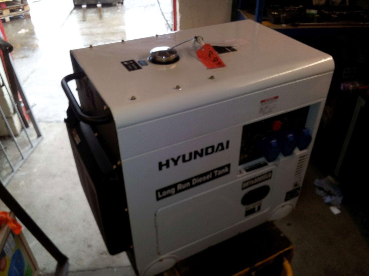 инверторный дизель-генератор