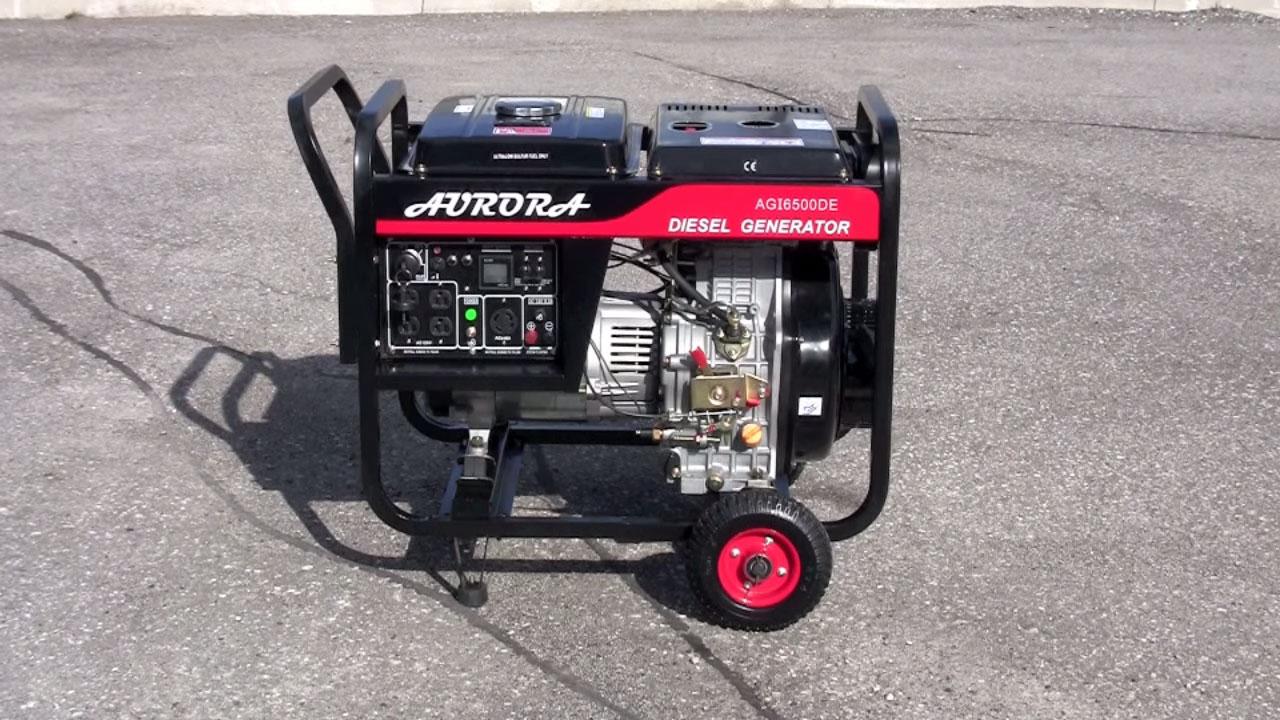 рамный дизель-генератор