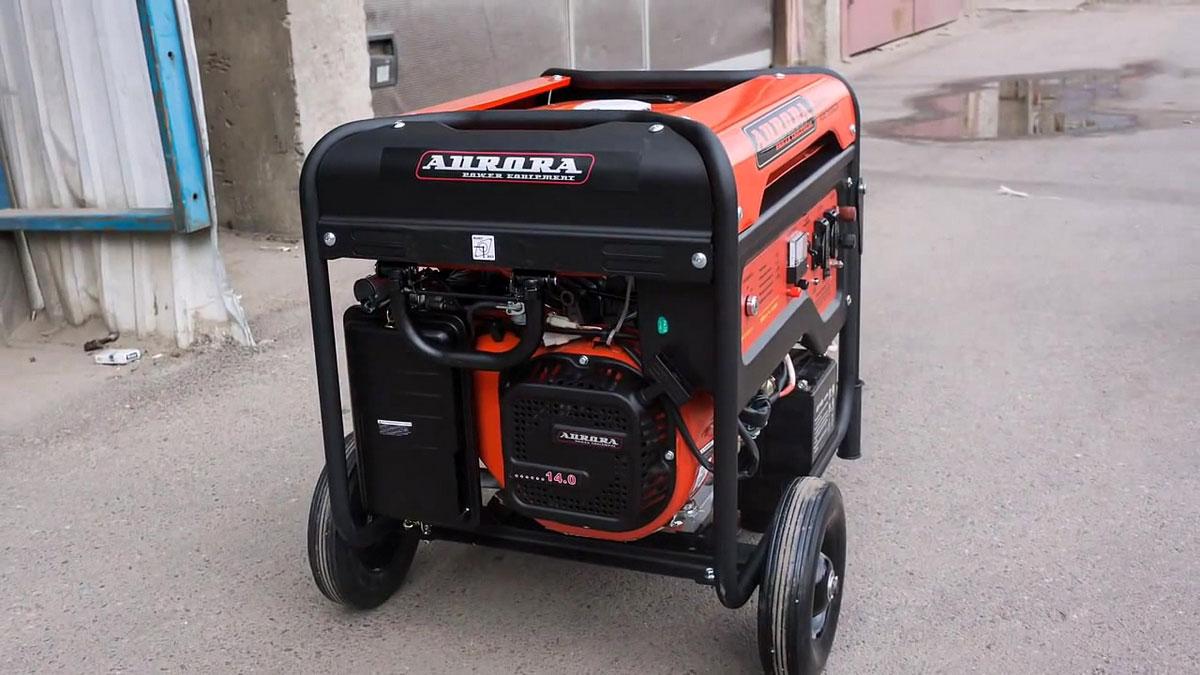 генератор на бензине