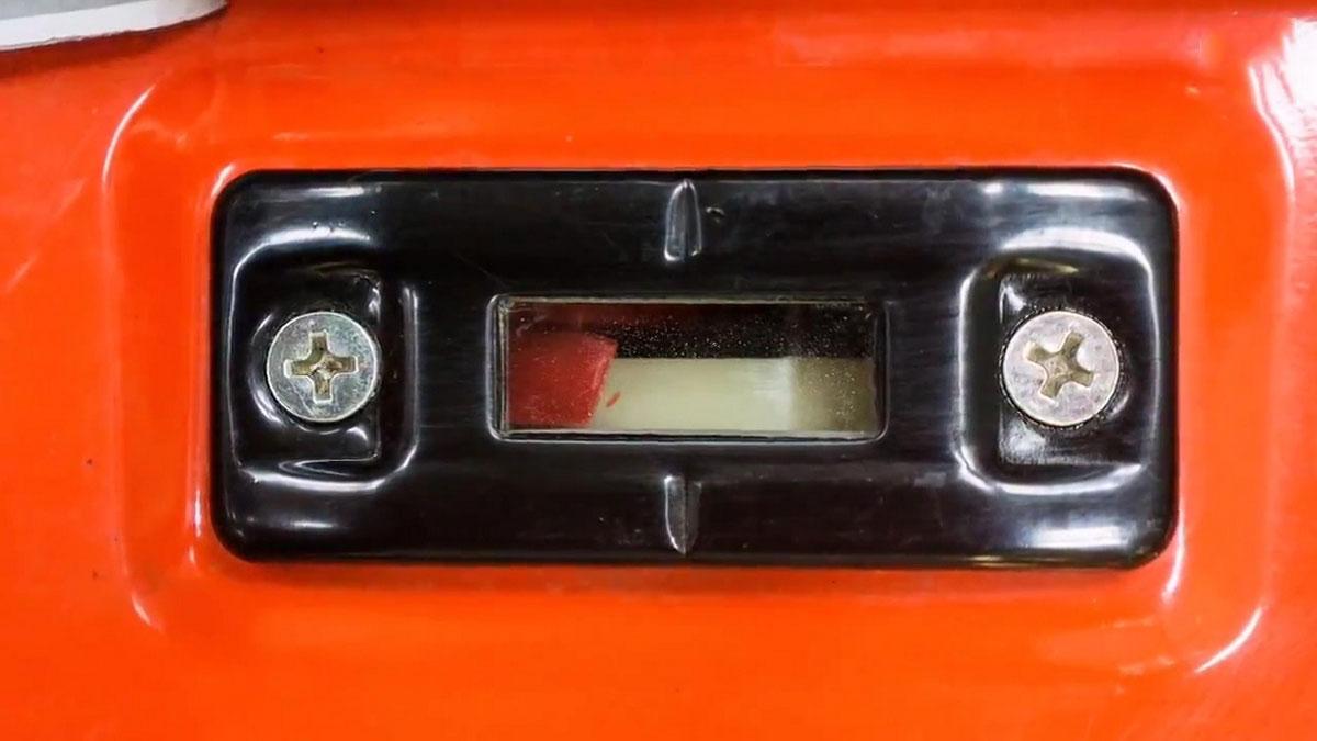 датчик уровня топлива в баке
