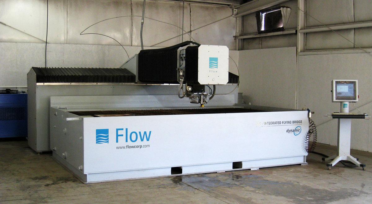 станок FLOW WaterJet