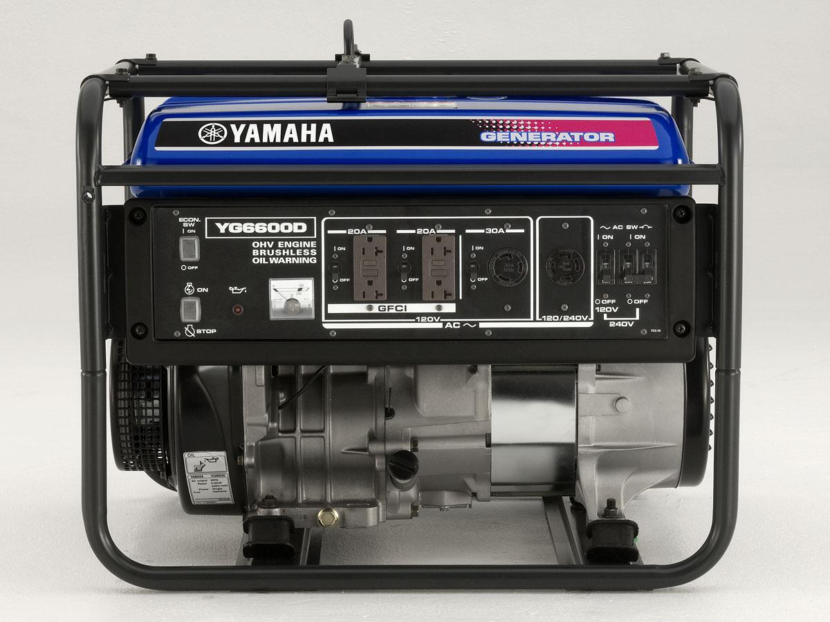 Yamaha YG6600DE