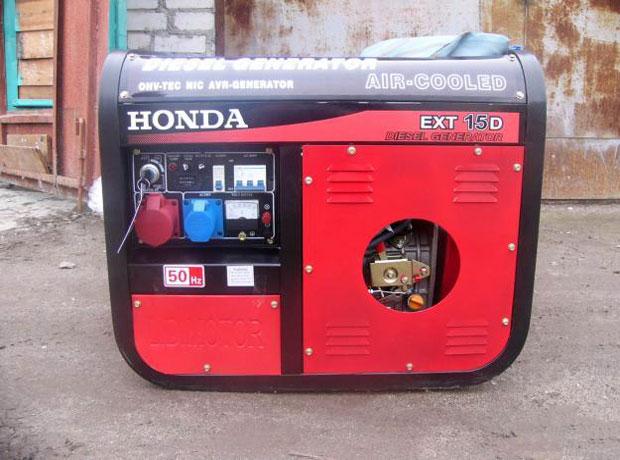 Honda EXT 15D