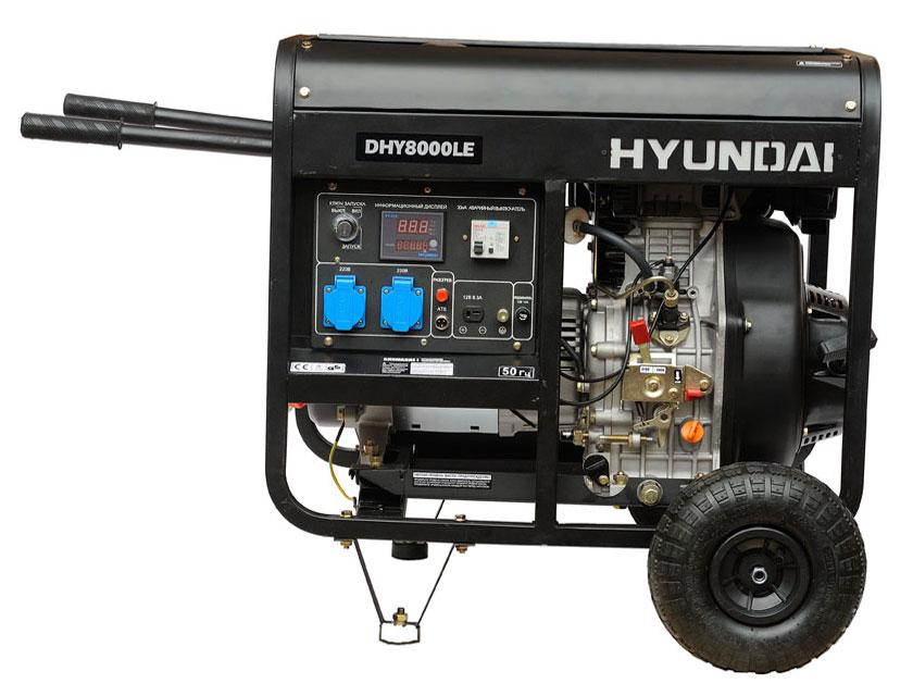 Hyundai DHY 8000 LE