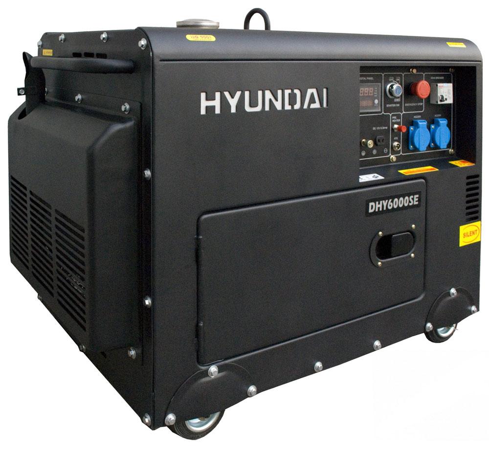 Hyundai DHY 6000 SE