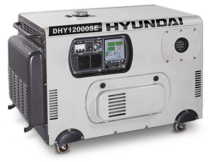 Hyundai DHY 12000 SE