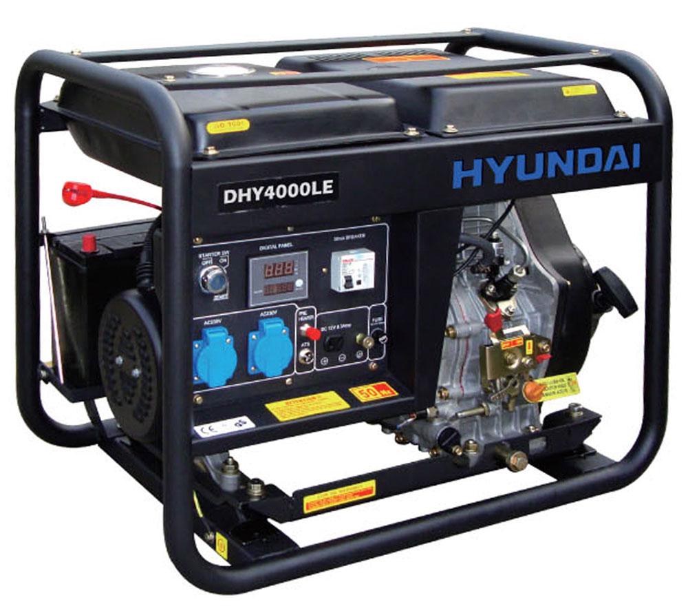 Hyundai DHY 4000 LE