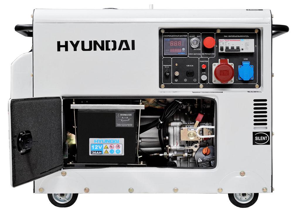 Hyundai DHY 8000 SE
