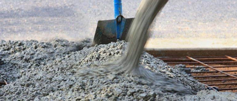 свойства бетона М200
