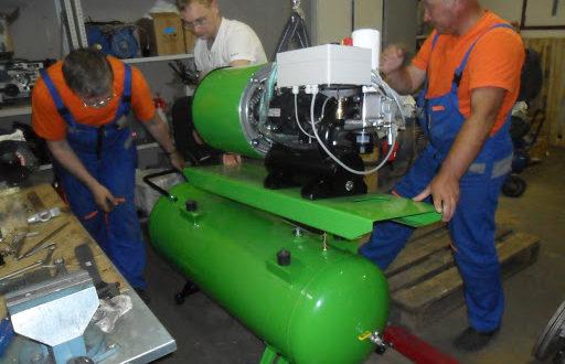ремонт компрессорного оборудования