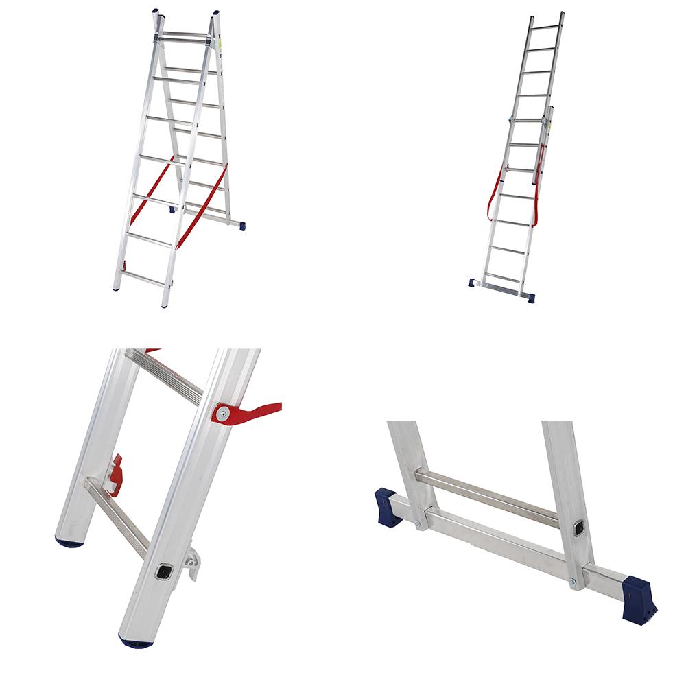 Как выбрать строительную лестницу-стремянку?