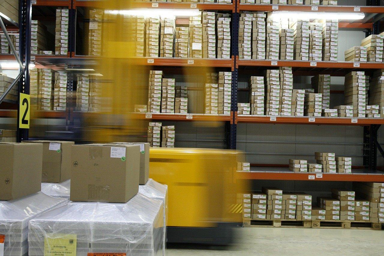 Как производится штрихкодирование на складе