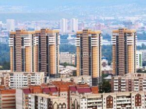 Квартиры в Красноярске - вторичное жилье