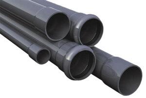 Труба напорная НПВХ (PVC-U) PN10