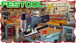 Об инструменте Festool